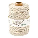 Natural 100# Hemp Cord