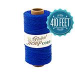 Blue Hemp Cord