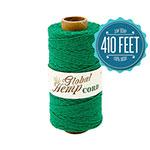 Green Hemp Cord