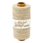 Natural 20# Hemp Cord
