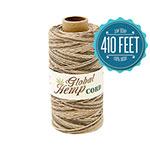 Natural Variegated Hemp Cord