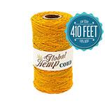 Pastel Orange Hemp Cord