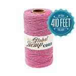 Pastel Pink Hemp Cord