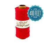 Red Hemp Cord