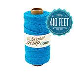 Turquoise Hemp Cord